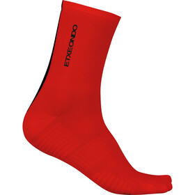 Etxeondo Endurance Calcetines, red